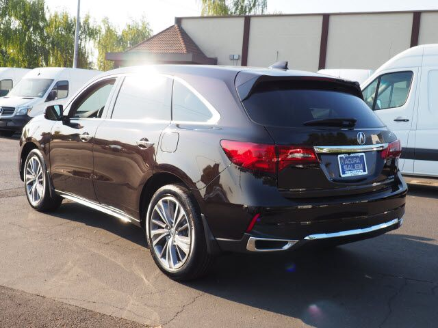 2018 Acura MDX SH-AWD with Technology Package Salem OR