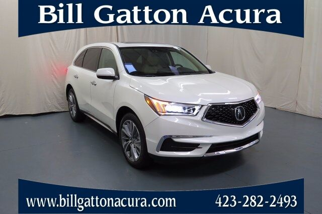 2018 Acura MDX SH-AWD with Technology Package Johnson City TN