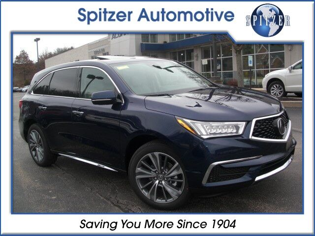 2018 Acura MDX SH-AWD with Technology Package McMurray PA