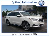 Acura MDX SH-AWD with Technology Package 2018