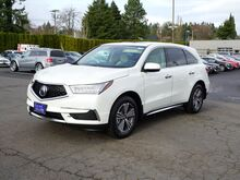 2018_Acura_MDX_SH-AWD_ Salem OR