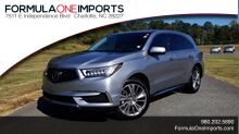 2018_Acura_MDX_W/TECHNOLOGY PKG / NAV / SUNROOF / 3-ROW / CAMERA_ Charlotte NC