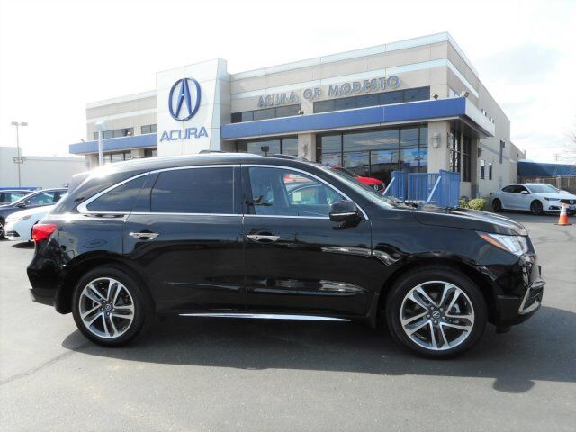 2018 Acura MDX w/Advance/Entertainment Pkg Modesto CA
