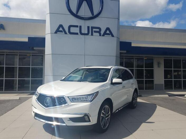 2018 Acura MDX w/Advance Pkg Columbia SC