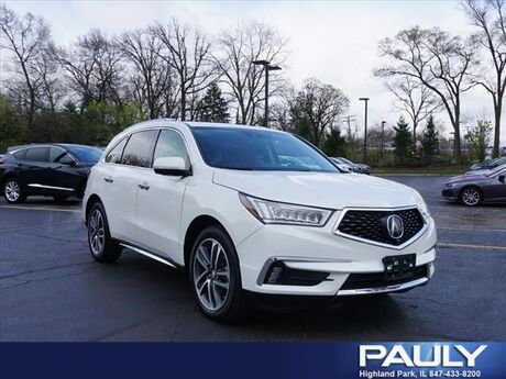 2018 Acura MDX w/Advance Pkg Highland Park IL