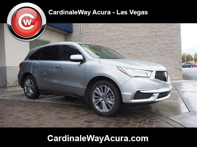 2018 Acura MDX w/Technology Package