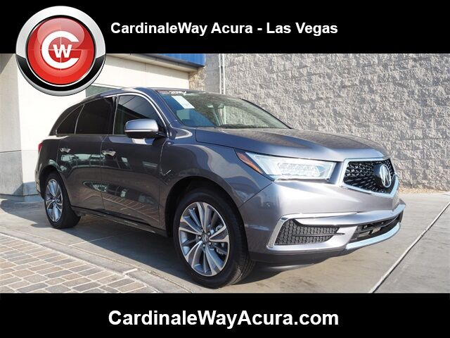 2018 Acura MDX w/Technology Package Las Vegas NV