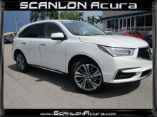 2018_Acura_MDX_w/Technology Pkg_ Fort Myers FL