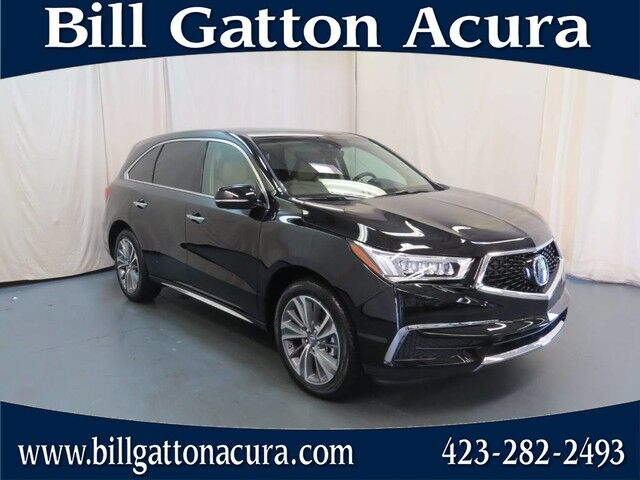 2018 Acura MDX w/Technology Pkg Johnson City TN