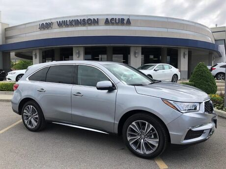 2018 Acura MDX w/Technology Pkg Salt Lake City UT