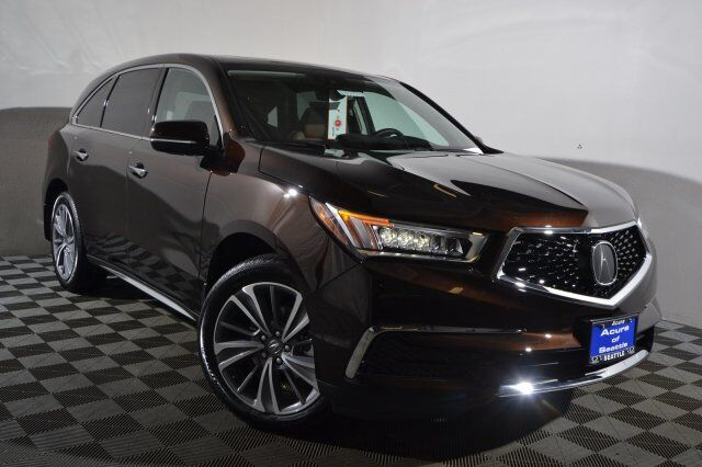 2018 Acura MDX w/Technology Pkg Seattle WA