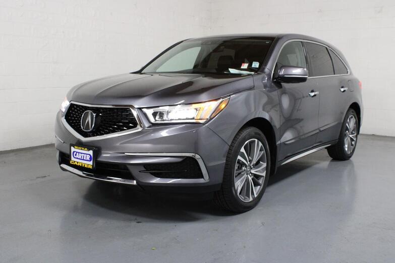 2018 Acura MDX w/Technology Pkg Seattle WA