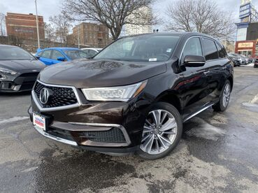 2018_Acura_MDX_w/Technology Pkg_ Worcester MA