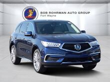 2018_Acura_MDX_with Technology Package_ Fort Wayne IN