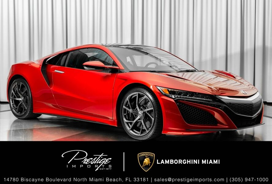 2018_Acura_NSX__ North Miami Beach FL