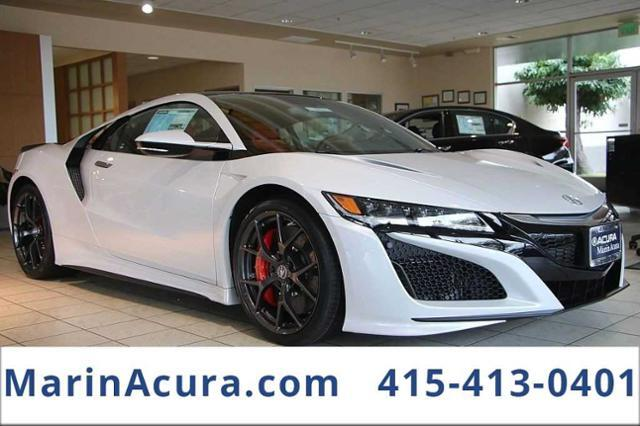 2018_Acura_NSX_Coupe_ Bay Area CA