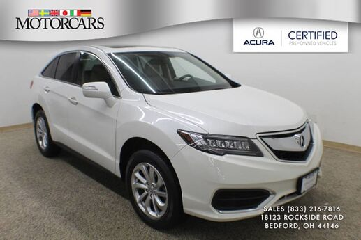 2018 Acura RDX  Bedford OH