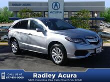2018_Acura_RDX__ Falls Church VA