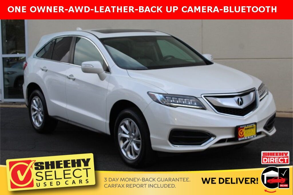 2018 Acura RDX AWD, BACK UP CAMERA, 1 OWNER Vienna VA