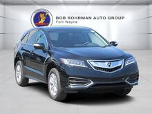 2018_Acura_RDX_AWD_ Fort Wayne IN