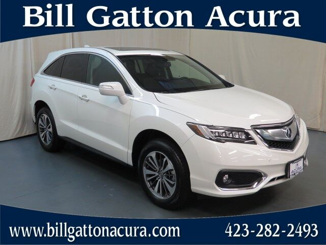 2018 Acura RDX AWD with Advance Package Johnson City TN