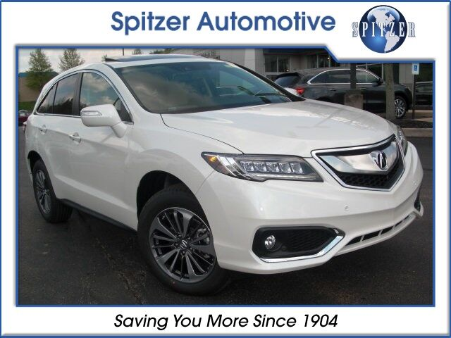 2018 Acura RDX AWD with Advance Package McMurray PA