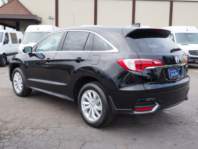 2018 Acura RDX AWD with Technology Package Salem OR