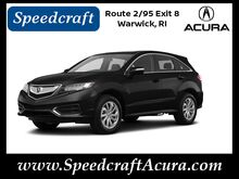 2018_Acura_RDX_AWD with Technology Package_ West Warwick RI