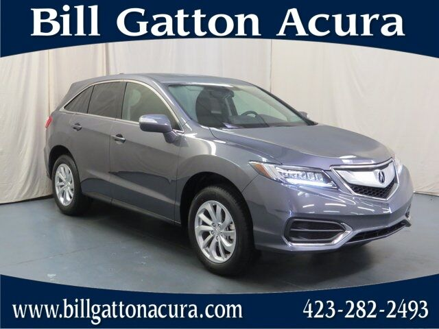 2018 Acura RDX AWD with Technology Package Johnson City TN