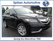 2018_Acura_RDX_AWD with Technology Package_ McMurray PA