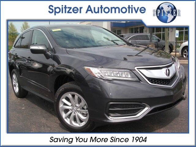 2018 Acura RDX AWD with Technology Package McMurray PA