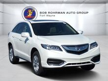 2018_Acura_RDX_AWD with Technology and AcuraWatch Plus Packages_ Fort Wayne IN