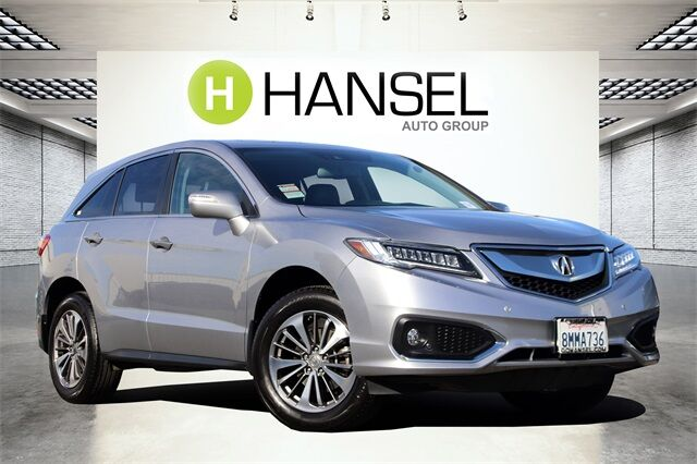 2018 Acura RDX Advance Package Santa Rosa CA