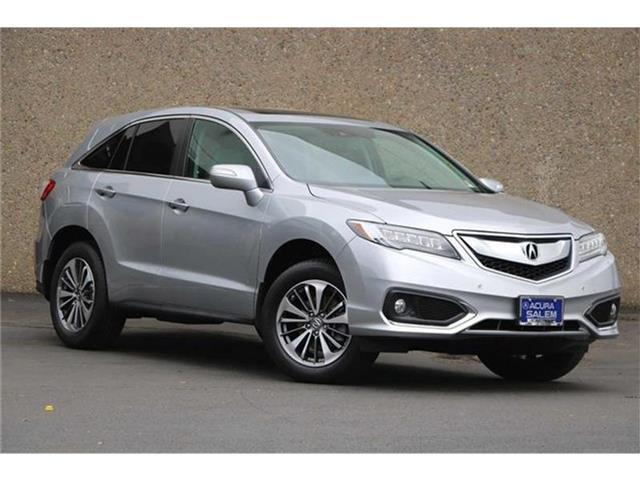 2018 Acura RDX Advance Package All-wheel Drive Salem OR