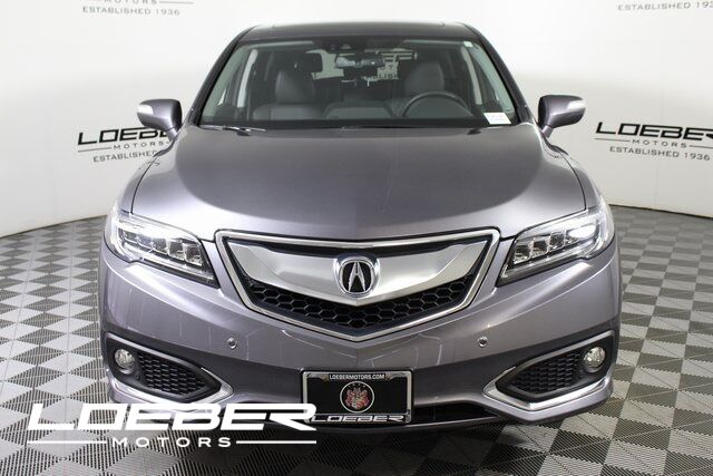 2018 Acura RDX Advance Package SH-AWD Chicago IL