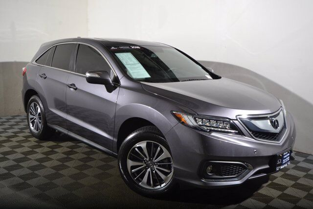 2018 Acura RDX Advance Package Seattle WA