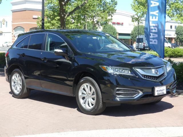 2018 Acura RDX Base Falls Church VA
