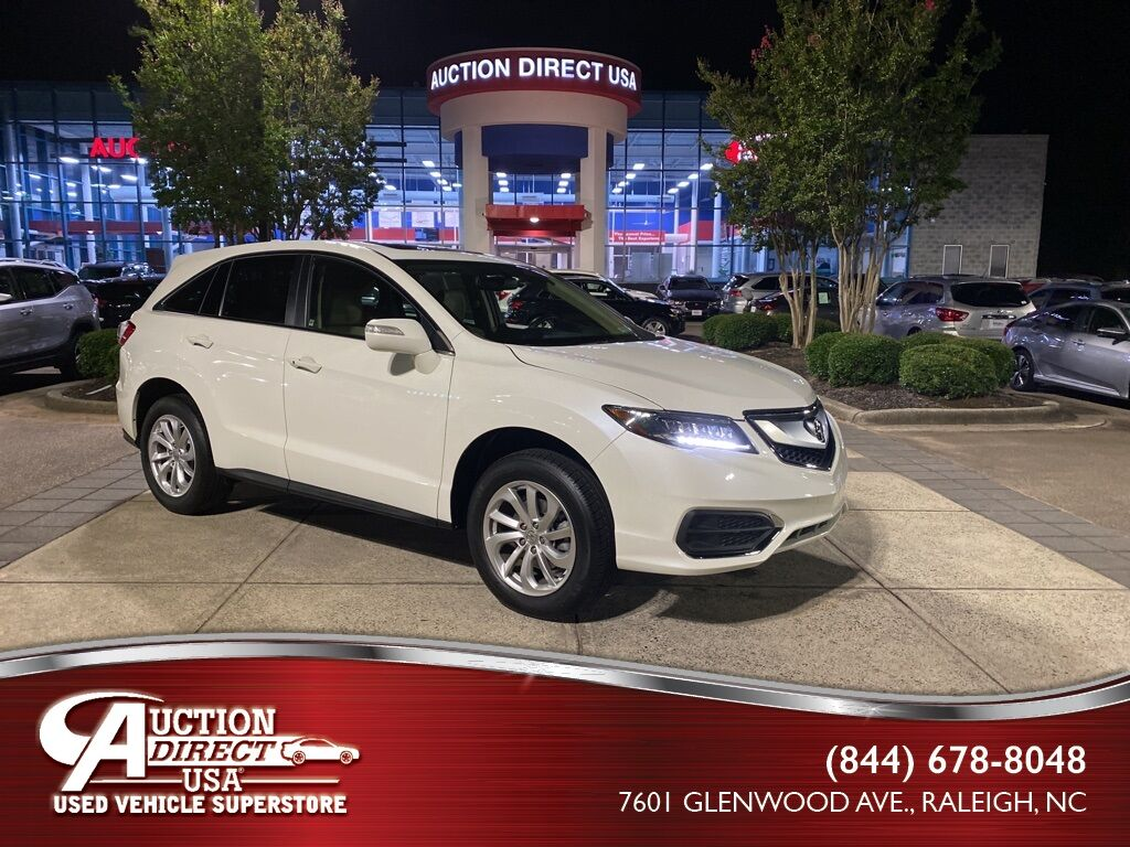 2018 Acura RDX Base Raleigh NC