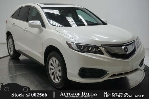 2018_Acura_RDX_CAM,SUNROOF,HTD STS,KEY-GO,18IN WHLS_ Plano TX