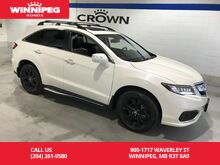 2018_Acura_RDX_Elite AWD/Winter tires/Fully loaded/One owner_ Winnipeg MB