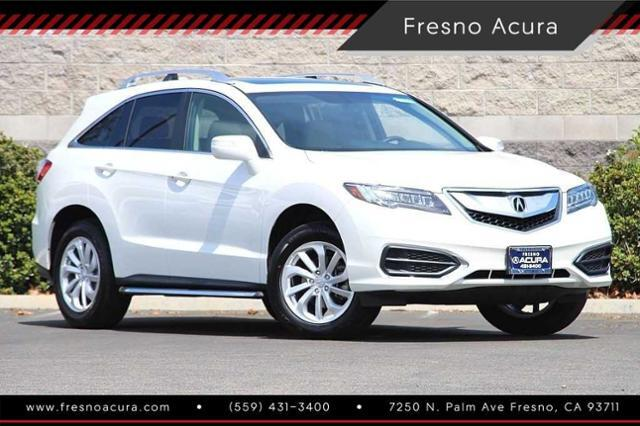 2018_Acura_RDX_FWD w/Technology Pkg_ Bay Area CA