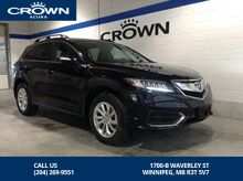 2018_Acura_RDX_Tech AWD **Lease Return** Low Kms ** Navigation**_ Winnipeg MB