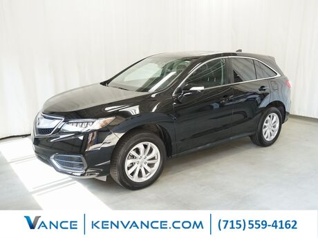 2018 Acura RDX Technology Package Eau Claire WI