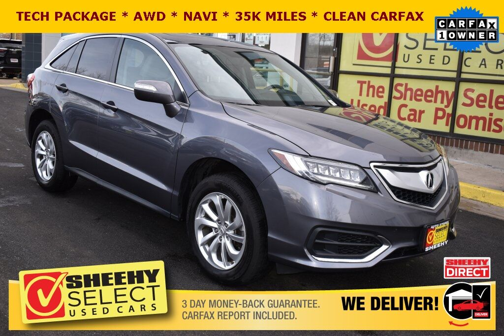 2018 Acura RDX Technology Package Alexandria VA