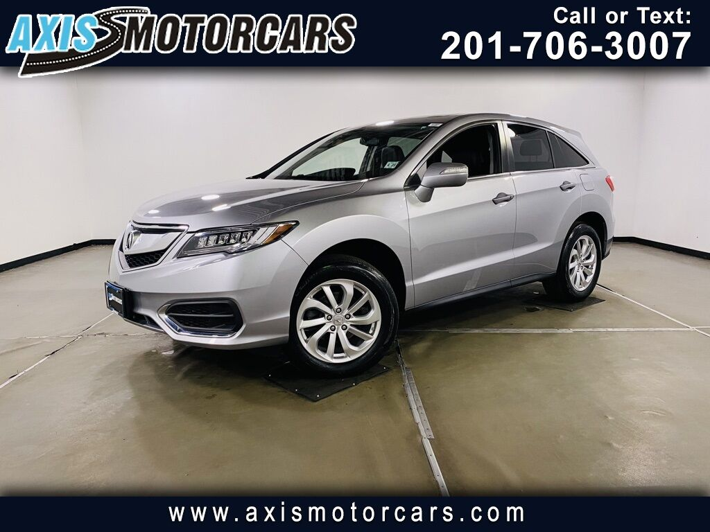 2018 Acura RDX Technology Package Jersey City NJ