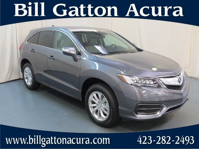 2018 Acura RDX Technology Package Johnson City TN
