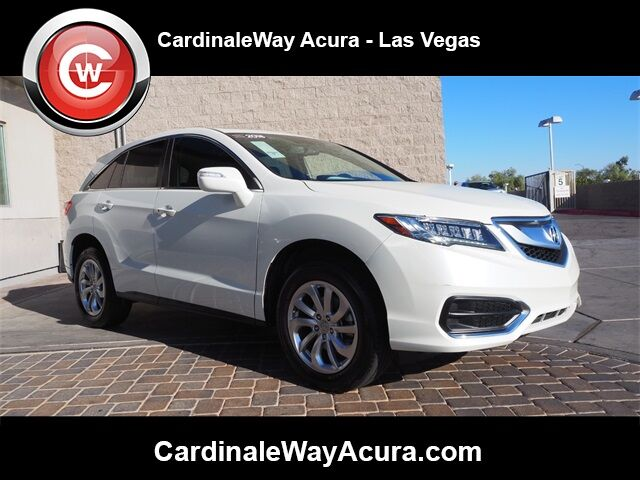 2018 Acura RDX Technology Package Las Vegas NV