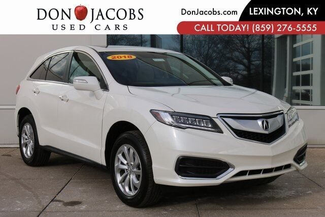 2018 Acura RDX Technology Package Lexington KY