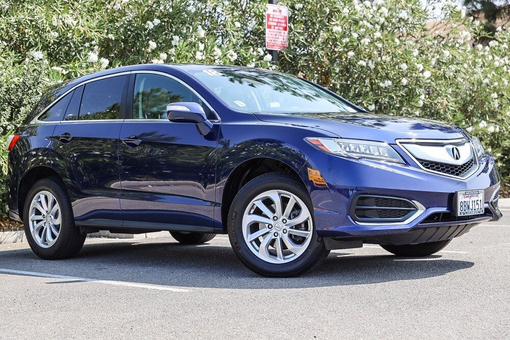 2018 Acura RDX Technology Package Livermore CA