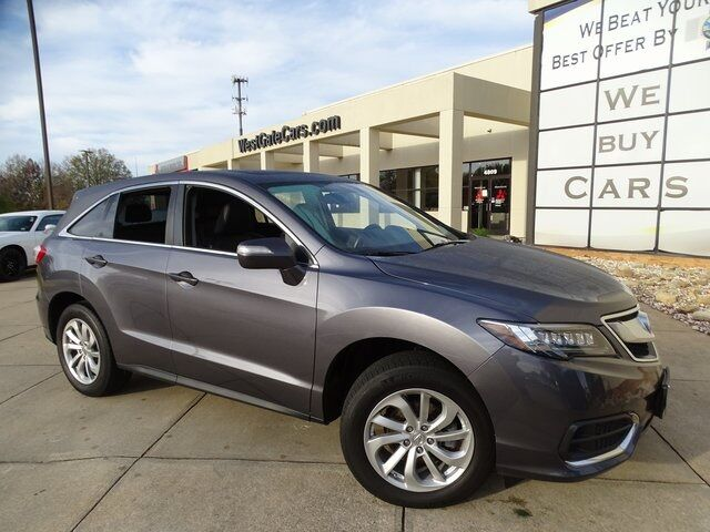 2018 Acura RDX Technology Package Raleigh NC